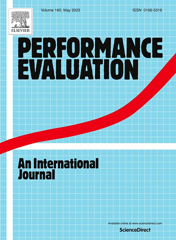 Performance Evaluation ScienceDirect - performance evaluation