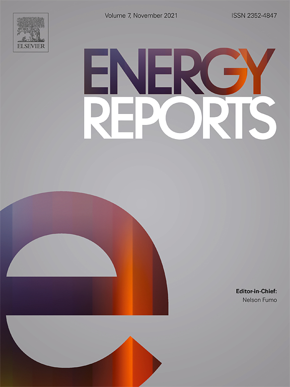 Energy Reports ScienceDirect