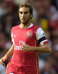 Flamini is surely on his way out of Arsenal now