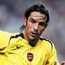 Robert Pires: Left Midfielder of the Decade