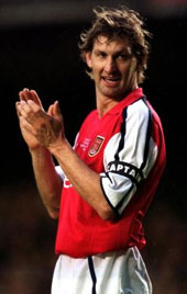 Tony Adams: Central Defender of the Decade