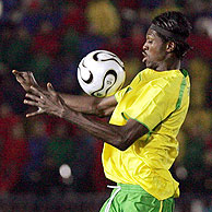 Adebayor will be available in January after Togo failed to qualify for the African Cup of Nations