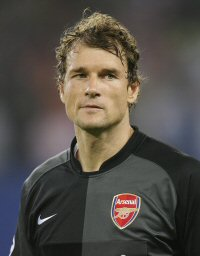 Jens Lehmann has been kept out of the starting team by Wenger, and rightly so