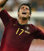 Cristiano Ronaldo: a diver
