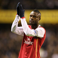 Gallas will be revealed to have escaped a ban