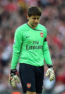 Fabianski at the final whistle