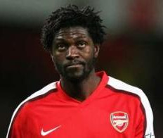 Adebayor is surely now off to City