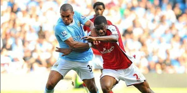 Diaby is a major topic for discussion on this week's Arsenal FC Weekly