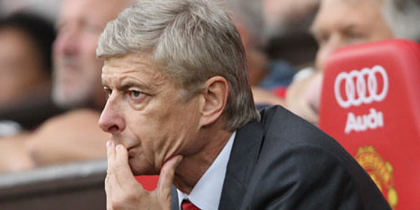 Manchester United have said they will stop the chants aimed at Wenger