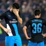 Arsenal deservedly sent crashing out of the Capital One Cup by Sheffield Wednesday