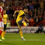 Arsenal beat Nottingham Forest 4-0 to advance in EFL Cup