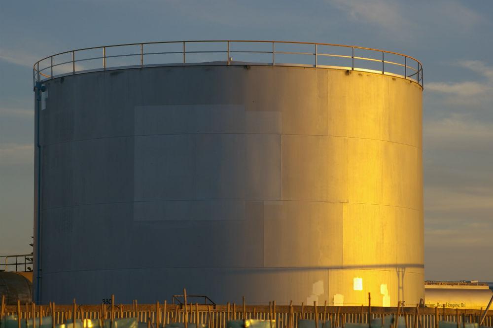above ground storage tank