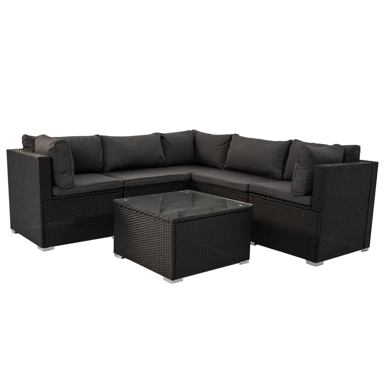 Xxl Rattanmöbel Gartenmöbel Polyrattan Garnitur Lounge Design