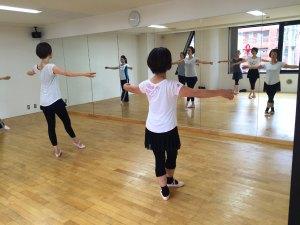 Art Groove バレエ 01