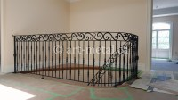 Interior Metal Stair Railing from the Best Contractor in ...