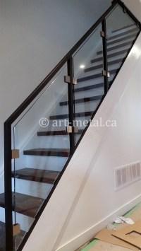 Modern Stair Railings & Handrails Toronto, Mississauga GTA