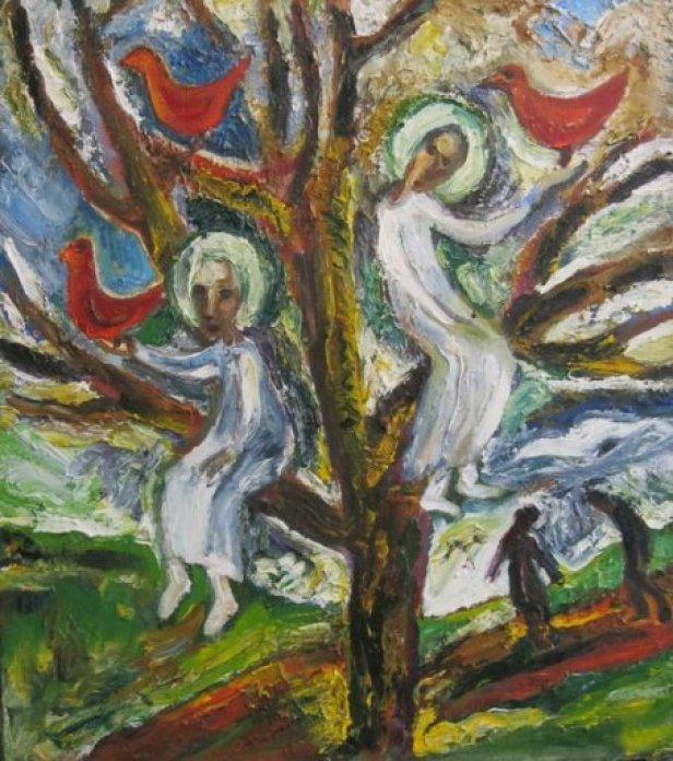 ArtMoiseeva.ru - Eternity - Tree