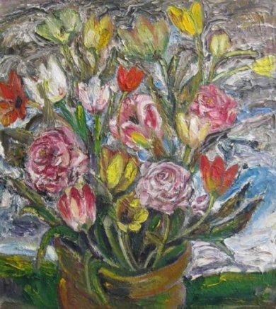 ArtMoiseeva.ru - Flowers - Nice weather