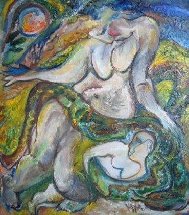 ArtMoiseeva.ru - Myth - Fall of man