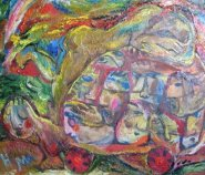 ArtMoiseeva.ru - Myth - Woman on a turtle