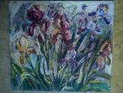 Natalya Moiseeva - Irises