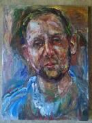 Наталья Моисеева - Портрет, 80*60, х.м., 2015