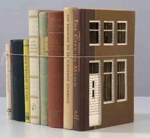 Дома из книг-6