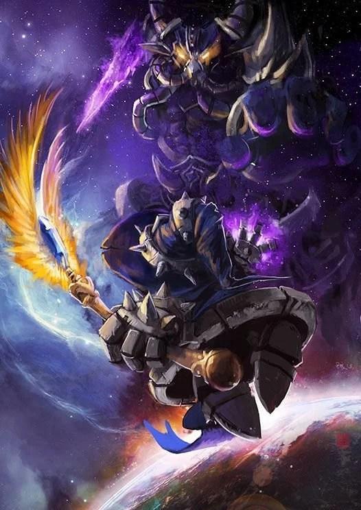 Yugioh Wallpaper Dark Magician Girl Yugi Kassadin Vs Veigar Fan Art League Of Legends Fan Art Art