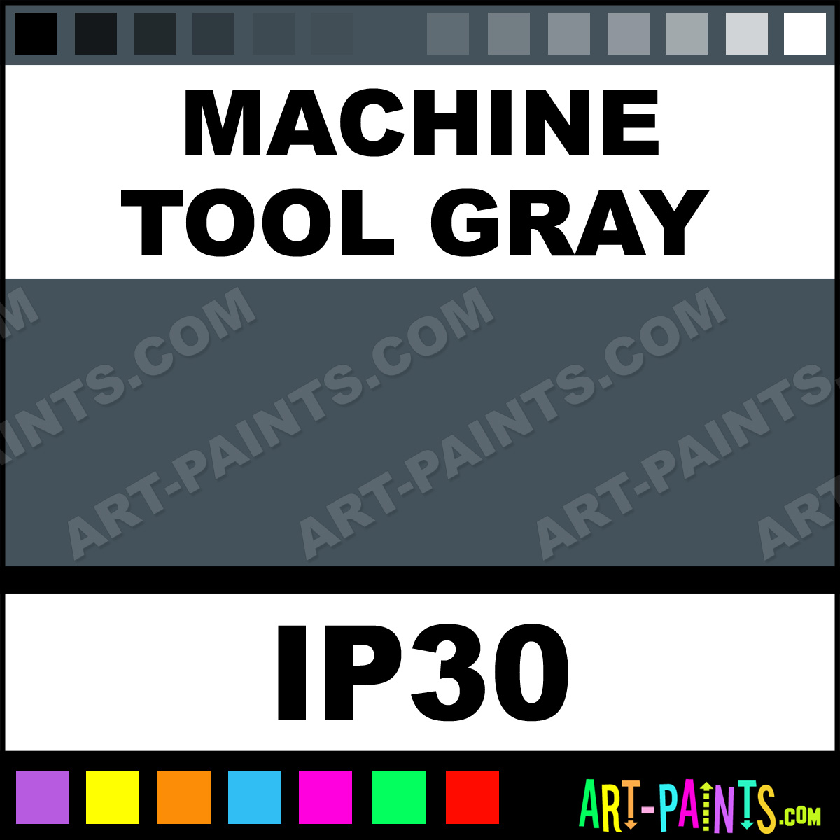 Industrial Grey Paint Machine Tool Gray Industrial Metal And Metallic Paints