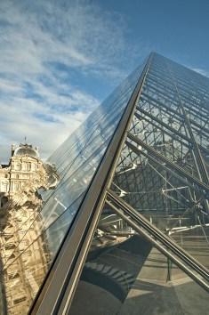 Il Louvre e la Piramide