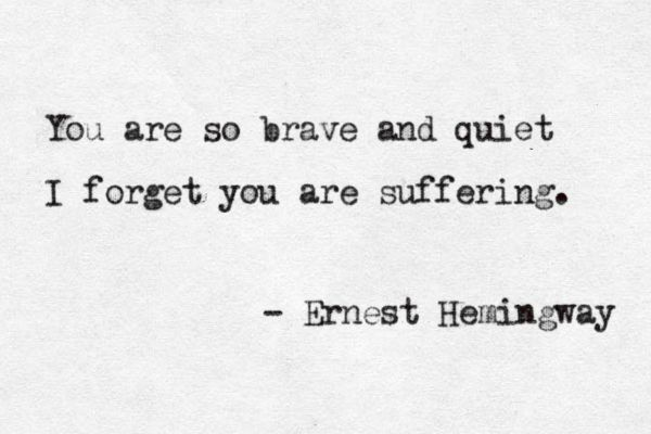 The Infernal Devices Quotes Wallpaper 18 Of Ernest Hemingway S Most Beautiful Quotes Art Sheep