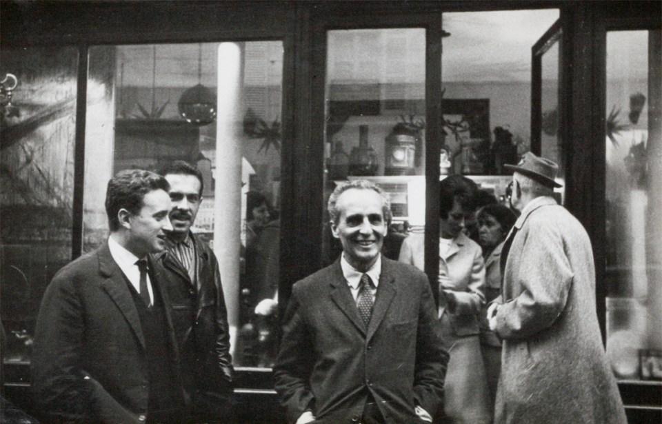Jean-Claude Fourneau Jean de Beaumont Cyril Le Bas de Plumetot