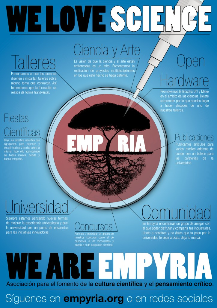 Empyria, We Love Science
