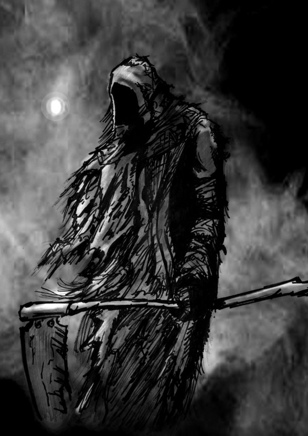 Anime Gif Wallpaper Reaper In Mist By Ketsu69 On Newgrounds