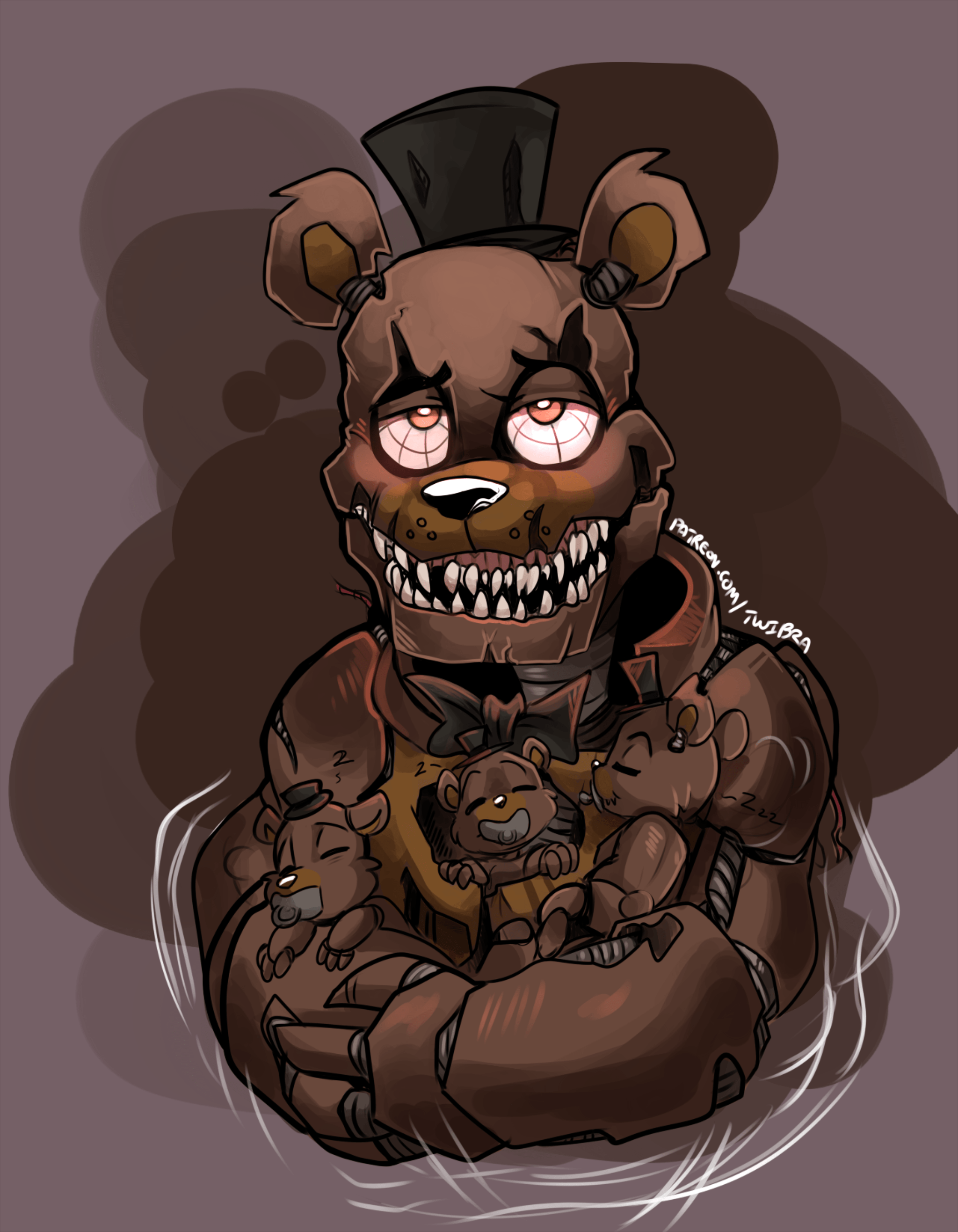 2048 Fnaf Fnaf Single Dads Nightmare Freddy By Kayla Na On Newgrounds
