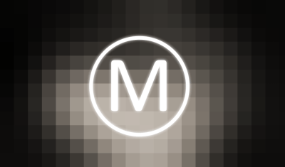 Letter M Logo - Wallpaper by iXploit on Newgrounds