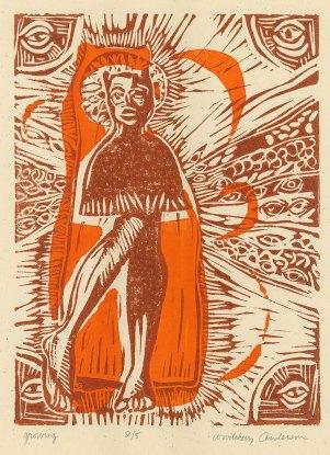 Print: Growing by Woodie Anderson