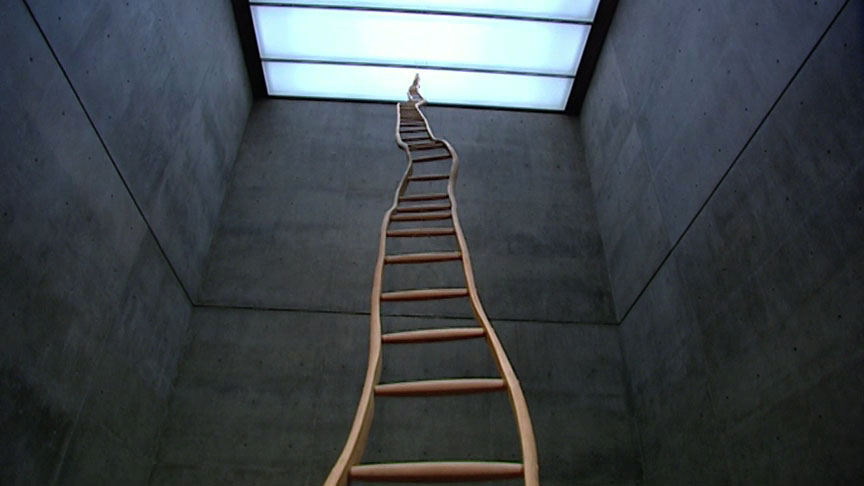 Abstraction And Ladder For Booker T Washington Art21
