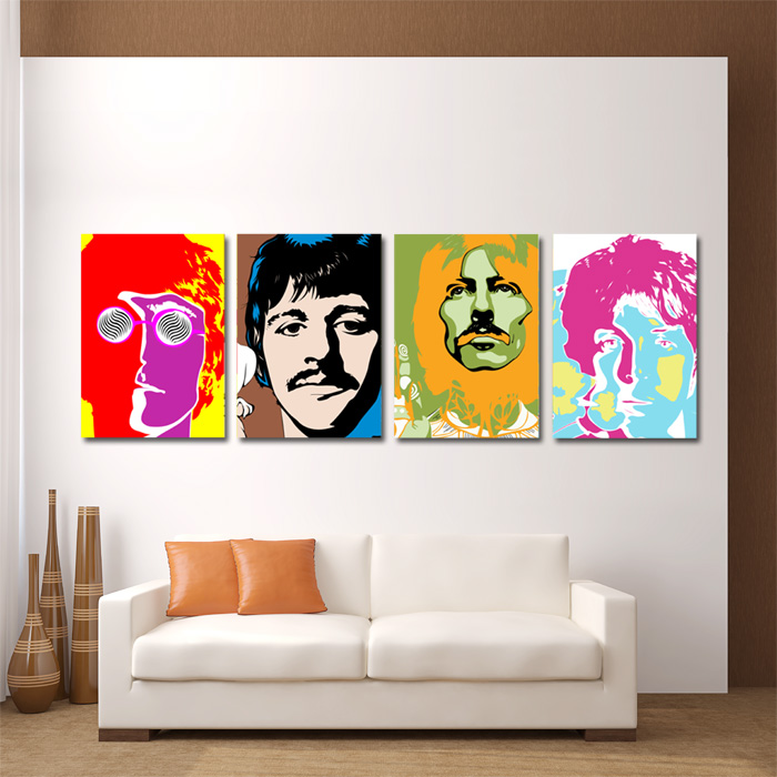 Beatles wall art pin by lizards labels wall art on detailed image publicscrutiny Choice Image
