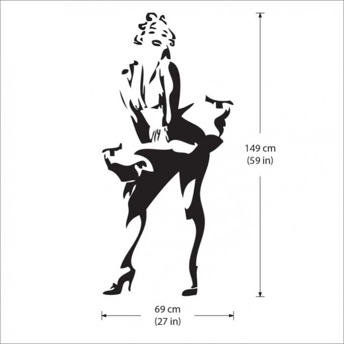 wd auto electrical wiring diagramsexy marilyn monroe vinyl wall art decal