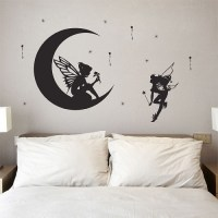 Beautiful Fairy Vinyl Wall Art Decal