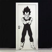 Dragon Ball Z Vegeta Super Saiya Vinyl Wall Art Decal