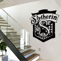 Harry Potter Slytherin House Vinyl Wall Art Decal