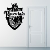 Harry Potter Ravenclaw House Vinyl Wall Art Decal