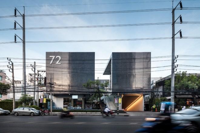 72 Courtyard on Thonglor, Photo by Ketsiree Wongwan