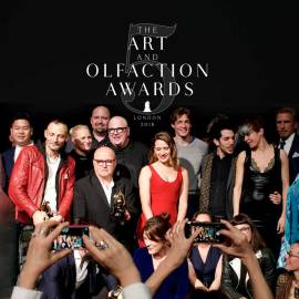 5th Annual Art and Olfaction Awards: Submissions close Nov. 1