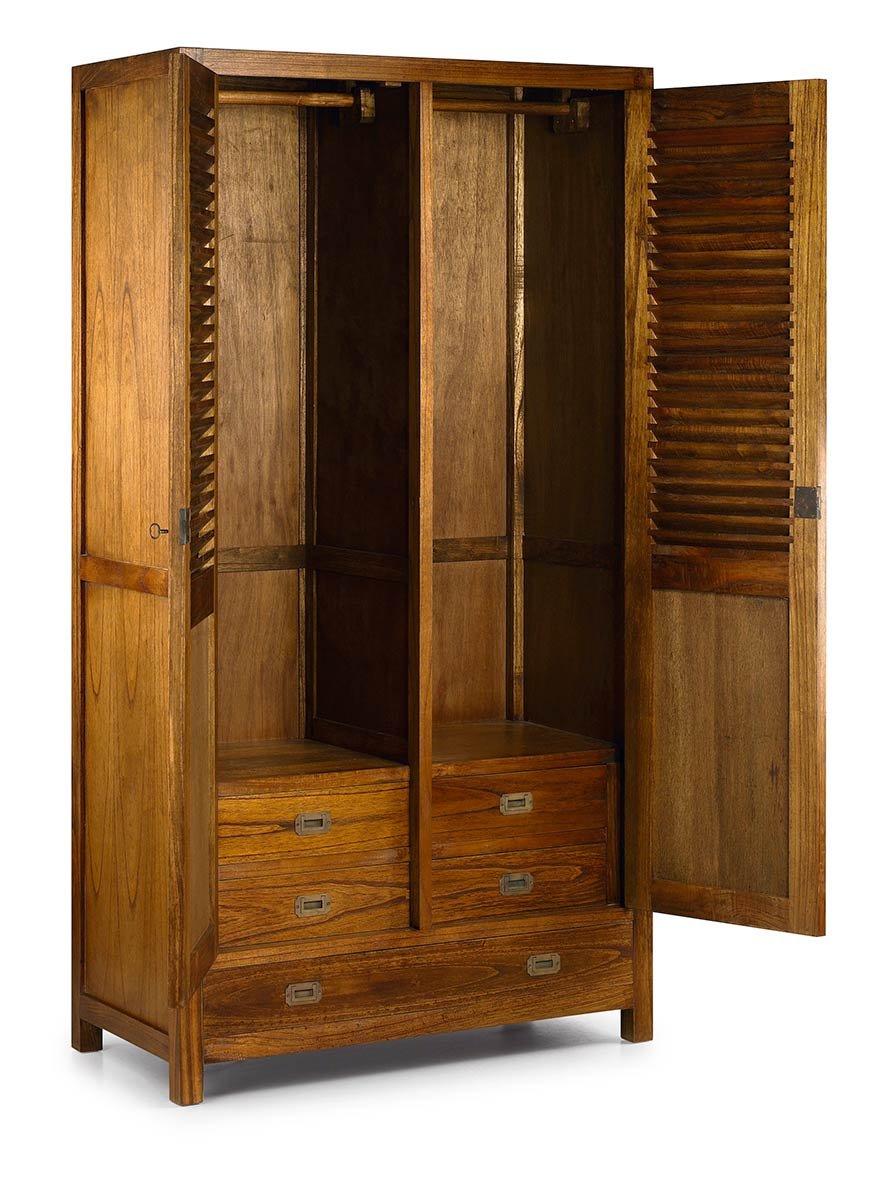 Meuble Penderie Armoire Dressing Mawan