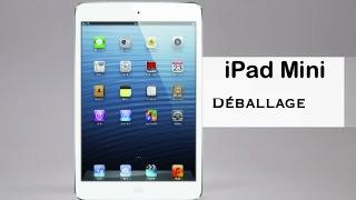 iPad Mini Déballage