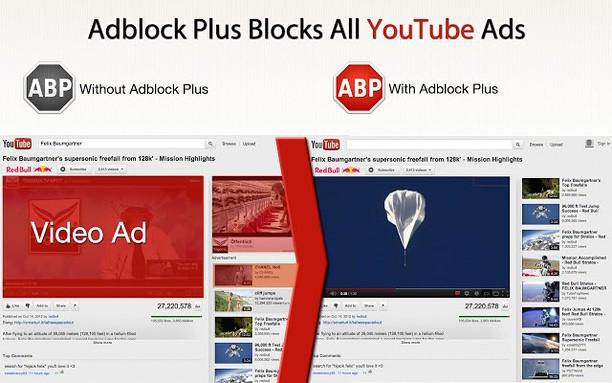 "YouTube parvient à bloquer ""AdBlock"" ! 1"