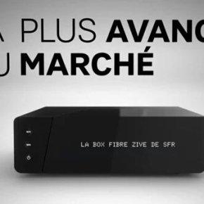 SFR dévoile une nouvelle box : la Zive Box ! 1